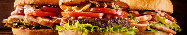 American Burger, XXL